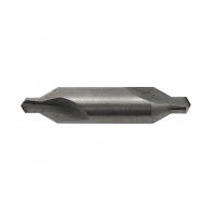 Свредло центрово за метал ZIT 2х5/40мм, DIN333, HSS, форма А