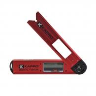 Дигитален ъгломер KAPRO 992, обхват 0-180°, точност ± 0.5°