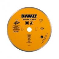 Диск диамантен DEWALT 254х1.6х25.4мм, за теракот, фаянс