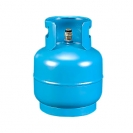 Газова бутилка за пропан-бутан KOLOS 15л, туристическа  - small