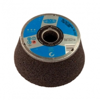 Камбанка TYROLIT C16 110x55x22.23мм, за метал, черен силициев карбид