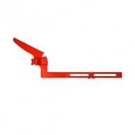 Линеал за машина за рязане на плочки RUBI, пластмасов