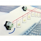 Линеен лазерен нивелир LASERLINER SuperLine 2D, 1 лазерна линия, точност 1mm/1m, автоматично - small, 152326