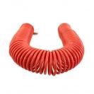 Маркуч спирален за въздух GAV ф6х8мм/20м, с бързи връзки 1/4'' - small, 109296