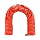 Маркуч спирален за въздух GAV ф6х8мм/20м, с бързи връзки 1/4'' - small, 109297