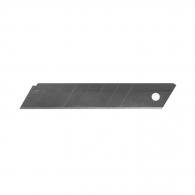 Резервно острие за макетен нож MTX 18x100мм 10броя, чупещи се 8 елемента, 10бр в блистер
