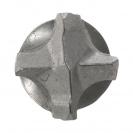 Свредло MAKITA NEMESIS II 10x215/150мм, за бетон и армиран бетон, HM, 4 режещи ръба, SDS-plus - small, 128727