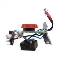 Блок електронен за мултифункционален инструмент BOSCH, GOP 10.8 V-LI