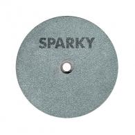 Диск абразивен прав SPARKY 125х16х12.7мм, за шлайфане, A60MV, сив, за модел MBG 125L