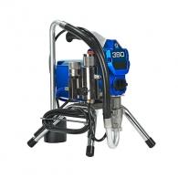 Електрическа помпа за боядисване Graco 390 Stand KA, 0.4kW, 160bar, 1.8l/min, дюзата 0.019