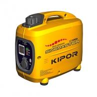 Генератор KIPOR IG1000, 1.0kW, 230/12V, бензинов, монофазен, инверторен