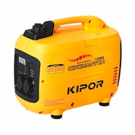 Генератор KIPOR IG2000, 2.0kW, 230/12V, бензинов, монофазен, инверторен