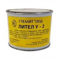 Грес литиева универсална СТЕАЛИТ Лител Y-2 0.400кг, работна температура от -30 до +120 °C