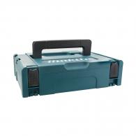 Куфар пластмасов MAKITA Makpac 1, доставя се без прегради и облицовки