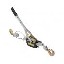 Лебедка с въже HMmullner 4t 3м, с 1 зъб, 2 куки, 6.0мм - въже - small