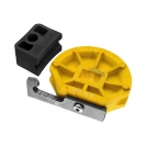 Огъващ елемент и плъзгач REMS ф20мм, R75мм, за тръби DIN EN 1057, DIN 2391, DIN 2394 и DIN EN 50086  - small