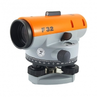 Оптичен нивелир NEDO X32 set, увеличение 32x, стандартно отклонение 1.0мм/км