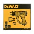 Пистолет за горещ въздух DEWALT D26414, 2000W, 50°-600°C, 250-500л/мин - small, 108614