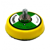 Подложка за фибър диск велкро SANDING PAD 50мм, M6x1.0 захват, 15000об/мин