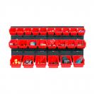 Табло и кутии за окачване KISTENBERG 32части, кутии 30бр и табло 2бр - small, 103184