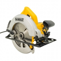 Трион циркулярен DEWALT DWE560, 1350W, 5500об/мин, ф184x16мм