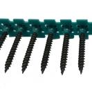 Винт за гипсокартон на лента MAKITA 3.9x25мм, конусна глава, самонарезен, ситна стъпка, 50бр. в лента - small, 11310