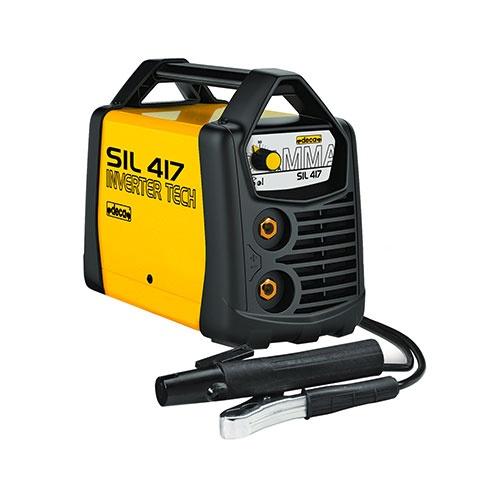 Заваръчен инверторен апарат DECA SIL 417, 10-170A, 230V, 1.6-4.0mm