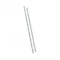 Алуминиевa стълба ALVE EUROSTYL 1х11, 4150мм, еднораменна, професионална, 150кг.