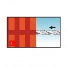 Дюбел за химичeски анкер FISCHER FIS H 20х130 K, ф20х130мм, за тухла  - small, 139194