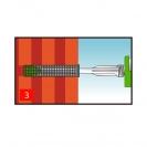 Дюбел за химичeски анкер FISCHER FIS H 20х130 K, ф20х130мм, за тухла  - small, 139196