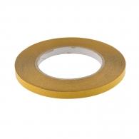 Двойнозалепваща лента MAGUS 9мм/50м, прозрачна, полипропиленова, за вътрешно приложение