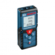 Лазерна ролетка BOSCH GLM 40, 0.15-40м, ± 1.5мм