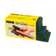 Лента за полиране и почистване REMS Cu-Vlies 10бр, за медни тръби