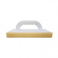 Маламашка RUBI Pro Plus 280х140x30мм, дунапрен, пластмасова дръжка, за почистване на строителни разтвори