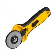 Нож ротационен STANLEY 170мм, ергономична релефна дръжка, нож ф45мм