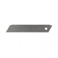 Резервно острие за макетен нож UNIOR 18x140мм, чупещи се 8 елемента, 10бр в бистер