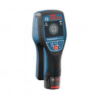 Скенер за стени BOSCH D-tect 120, метал до 120мм, дърво до 38мм и проводници до 60мм