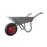 Строителна количка DJTR 070 RK, 70л, с пневматично колело