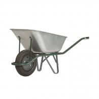 Строителна количка DJTR 120, 120л/ 200кг, с пневматично колело