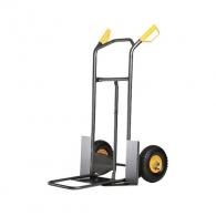Транспортна количка DJTR 946 ST 200кг, 420х320мм, колела 320мм, стомана
