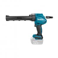 Акумулаторен пистолет за силикон MAKITA DCG180Z, 18V, 1.5-6.0Ah, Li-Ion, 300мл
