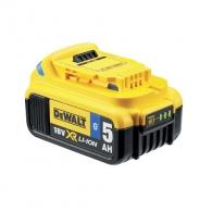 Батерия акумулаторна DEWALT XR DCB184B, 18V, 5.0Ah, Li-Ion, Bluetooth