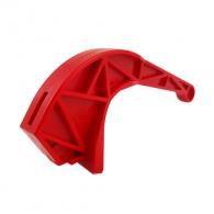 Дръжка RUBI, за шина 5мм, Basic 40/50/60 , червена