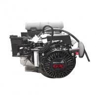 Двигател бензинов HONDA GX120RT2, 2.6kW, 3600об./мин., 3.5HP, 118см3, хоризонтален вал