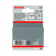 Кламери BOSCH 14мм 1000бр., тип 53, кутия