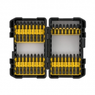 Комплект накрайници DEWALT 34части, PH, PZ, TX с магнитен държач