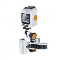 Линеен лазерен нивелир LASERLINER SmartCross-Laser Set, 2 лазерни линии, точност 5mm/10m, автоматично