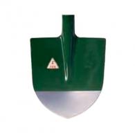 Лопата крива YAPARLAR, усилена, без дръжка, отвор ф40мм