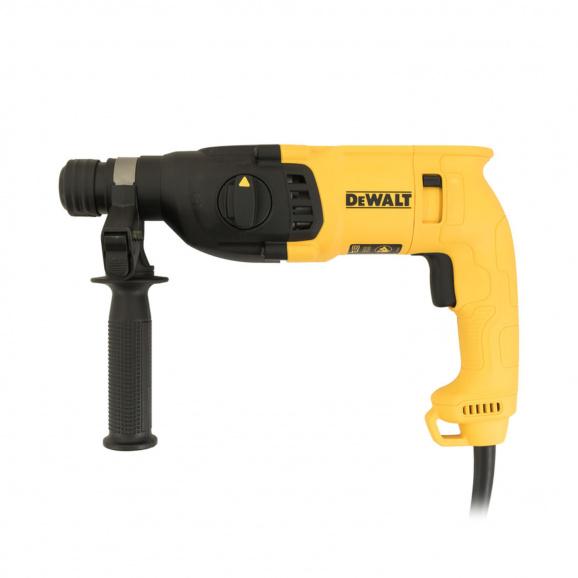 Перфоратор DEWALT D25033K, 710W, 0-1550об, 5680уд/мин, 2.0J, SDS-plus