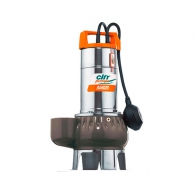 Помпа потопяема CITY PUMPS RANGER MC 12/50M, 1100W, Q=40-800 l/min, H=14.0-1.0 m, 2